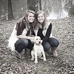 Lauren-Gracen-puppy